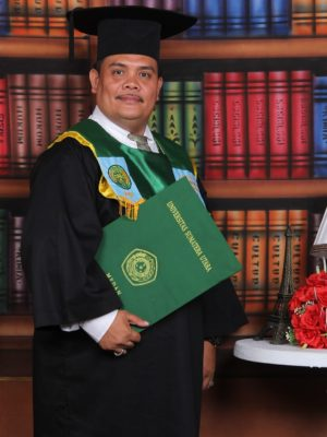 Dr. H. Akhiril Pane, M.Pd.